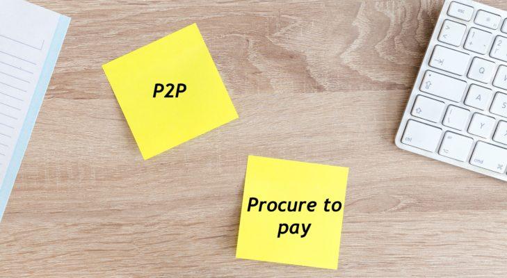 procuretopay-information-sign-on-paper