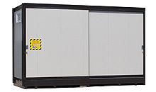 2- container - liquidi- infiammabili